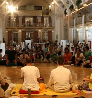 Yoga Meeting Merano
