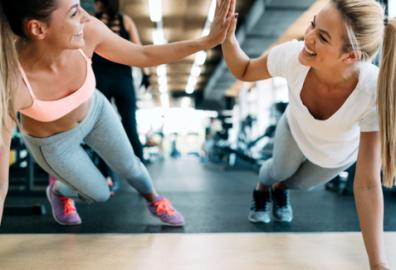 Buoni propositi e risultati concreti con Gympass