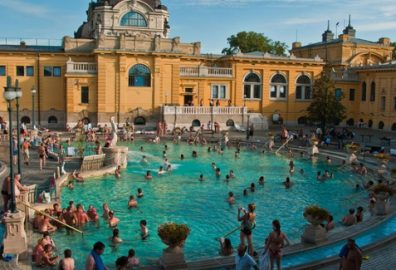 Un weekend termale a Budapest