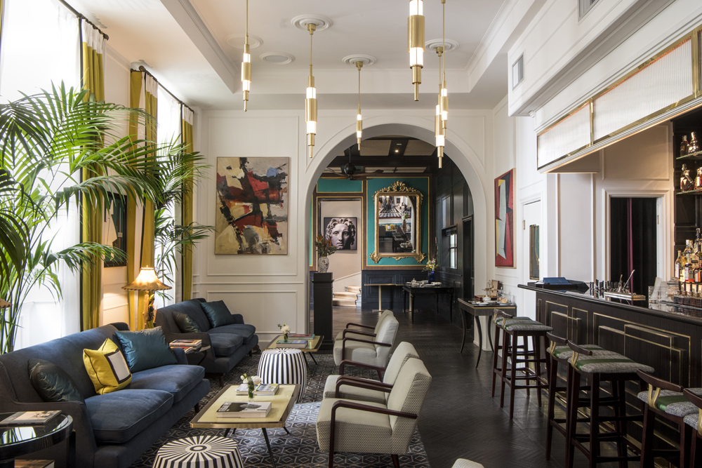 Hotel Vilòn_Salotto Adelaide