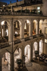Hotel Vilòn_Palazzo Borghese