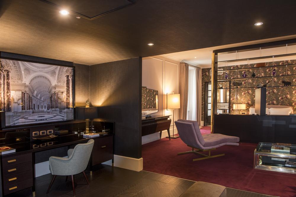 Hotel Vilòn_Suite