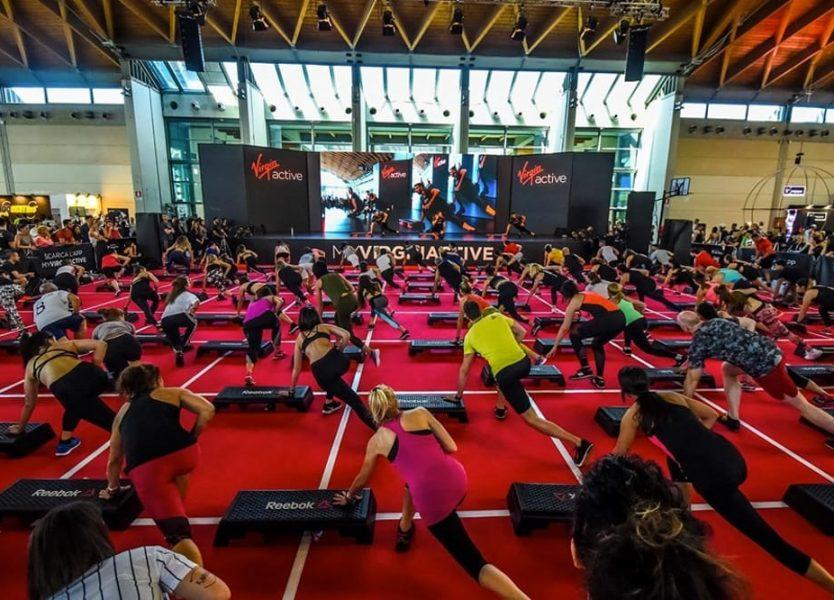 L'ottavo villaggio del fitness firmato Virgin Active a Roma