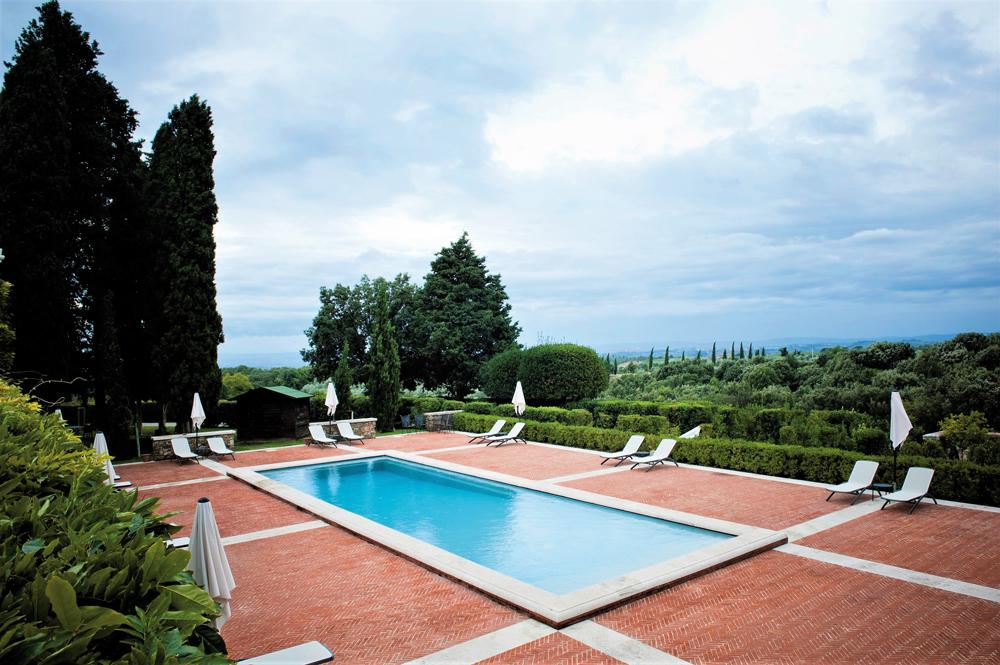 Borgo Scopeto Relais _ Outdoor ©Francesco Mion