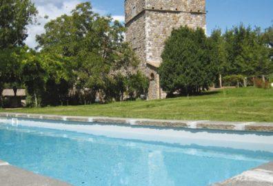 Podere Vitiano - Da torre fortificata a resort