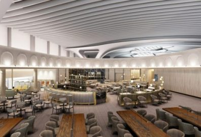 La nuova Plaza Premium Lounge del Leonardo da Vinci