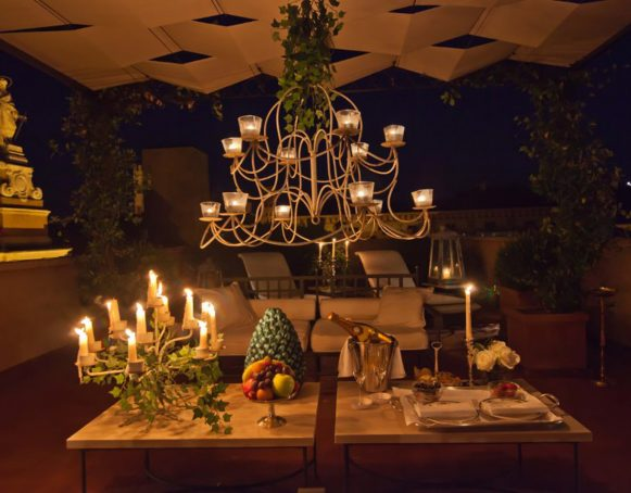 Terrazza Grand Hotel Majestic Bologna